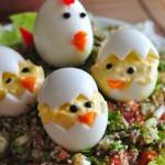 easter devilled eggs recipe