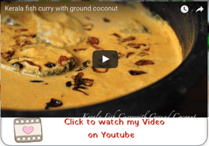 thenga aracha meen curry youtube video