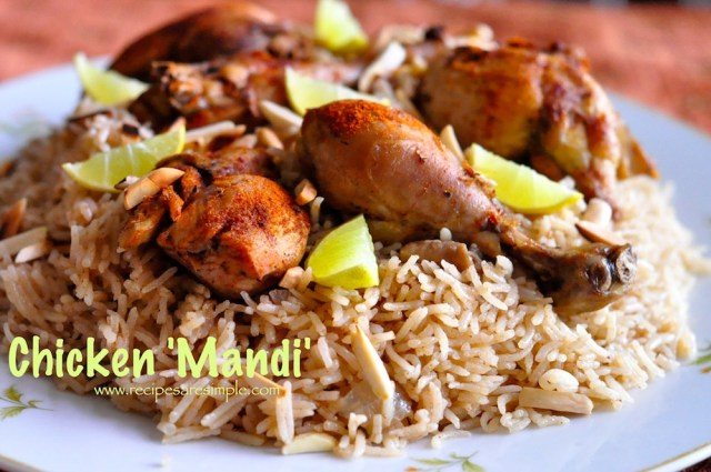 Mandi Recipe