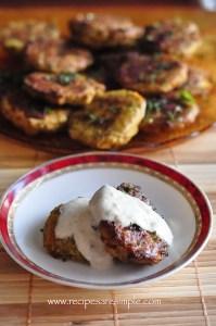easy baked beef kebab