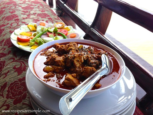 Kuttanadan Fish Curry - kumarakom