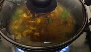 boil covered