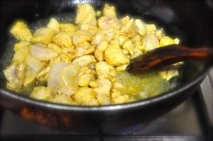 Palak Chicken 8 just white