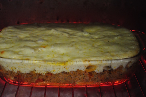 greek pastitsio - bale 30 minutes