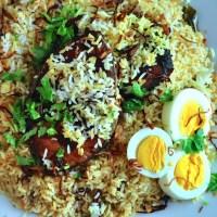malabar fish biryani