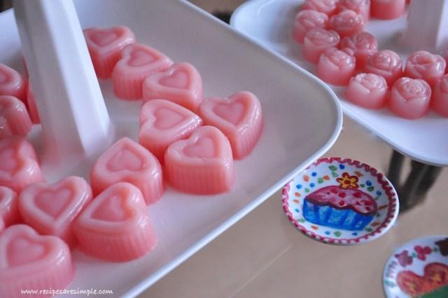 how to make simple agar agar jelly