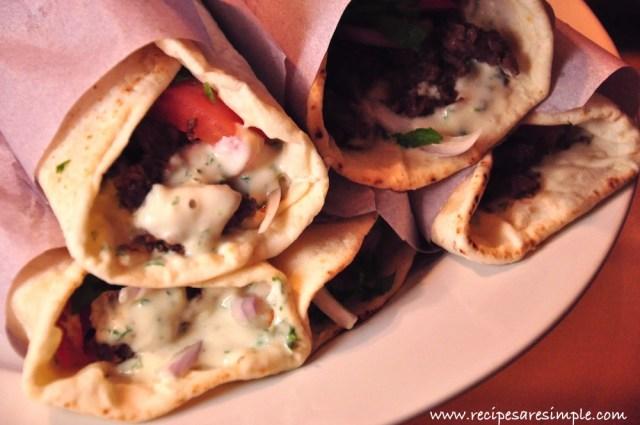 Home Made Beef Shawarma Recipe BEST