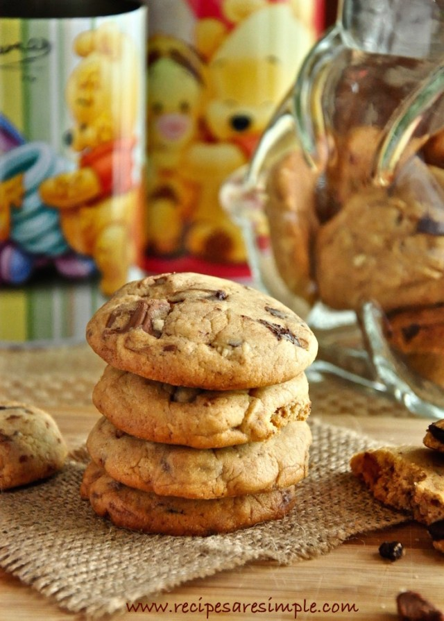 chocolate chunk cookies best recipe
