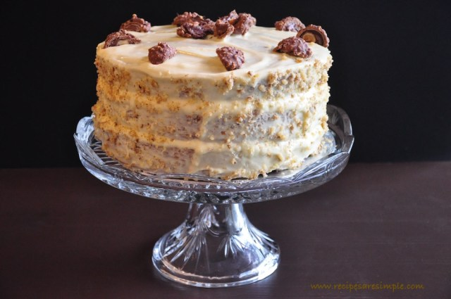 hummingbird cake recipe video