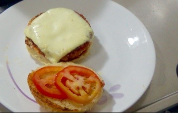 Bbq Chicken Burger with Homemade Barbecue Sauce 33