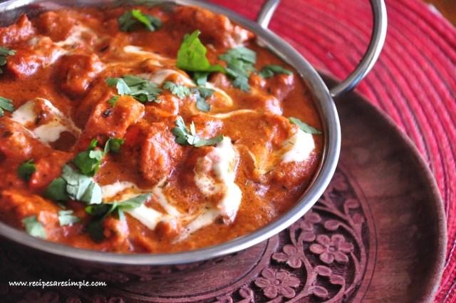 murgh makhani butter chicken 1