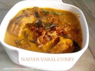 Nadan Varal Curry