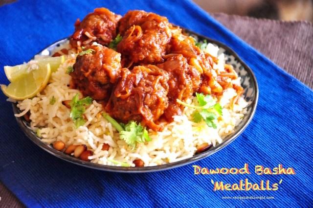 dawood basha meatballs