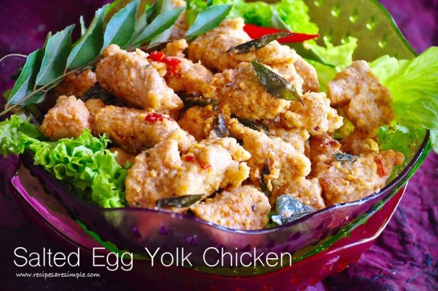 salted-egg-yolk-chicken