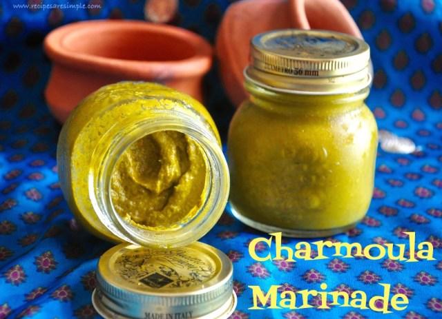 charmoula marinade