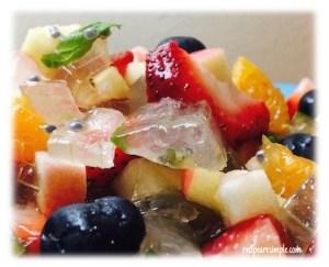 aloe vera salad recipe