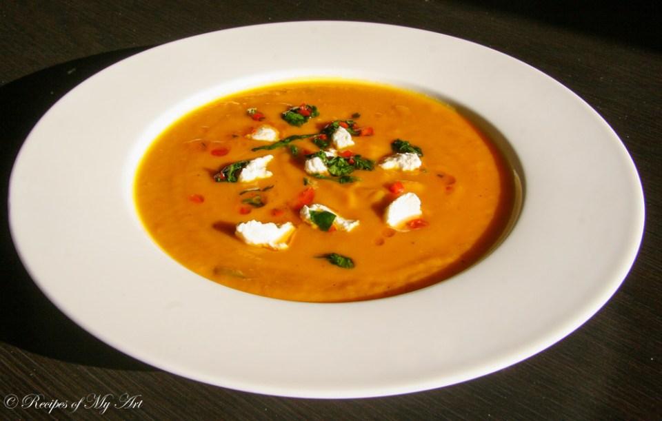 Pumkin, Chilly Soup, Autumn_