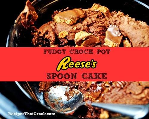 Chocolate Crock pot dessert