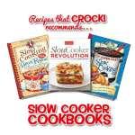 3 Fantastic Slow Cooker Cookbooks