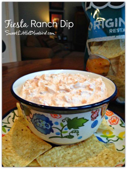 Fiesta Ranch Dip3a