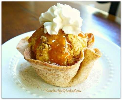 cheater fried ice cream recipe 1