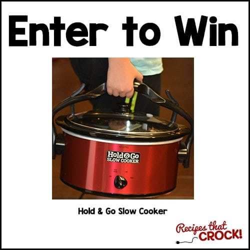 Enter to Win a Hold and Go Slow Cooker