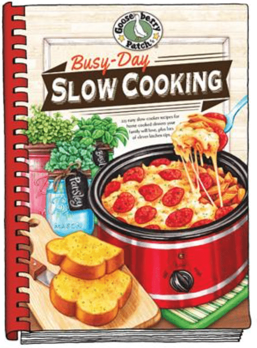 Busy Day Slow Cooking Book