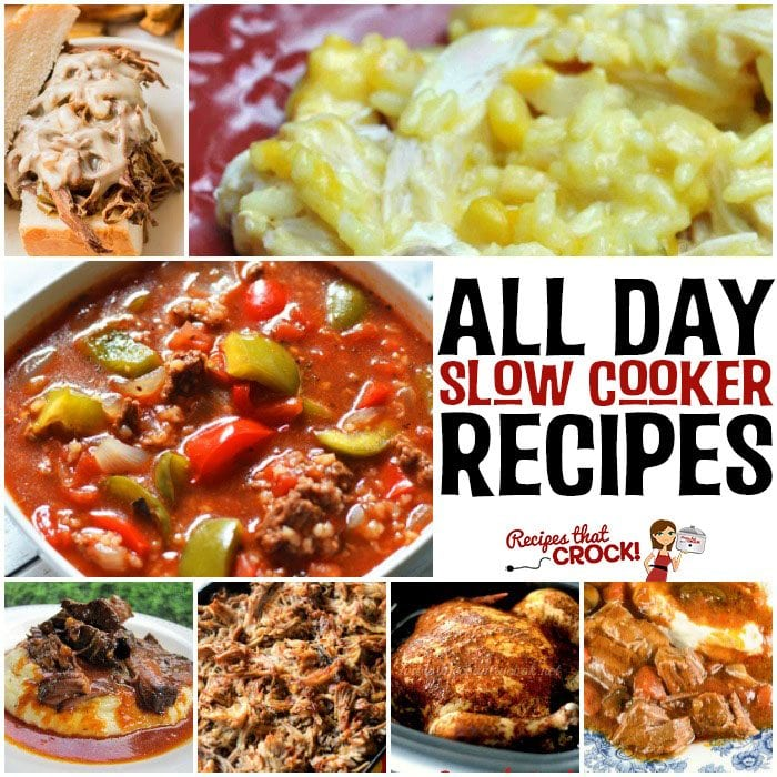 20 all day slow cooker recipes recipes that crock 20 all day slow cooker recipes do you wish you had more all day slow forumfinder Choice Image