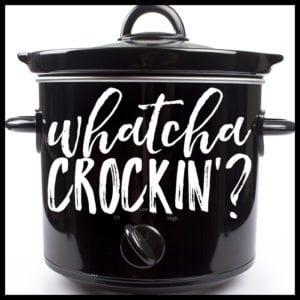 Whatcha Crockin Logo