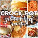 Crock Pot Ground Beef Recipes: Friday Favorites