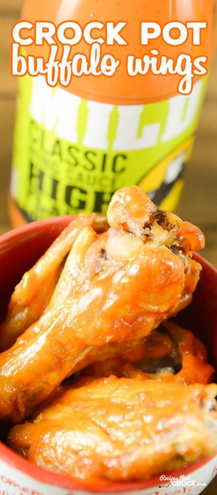 Check out our Crock Pot Buffalo Wings BW3 Copycat Recipe. Great low carb game day food or party appetizer.