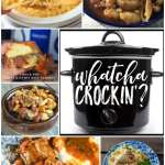 Crock Pot Chicken and Noodles – WCW Week 41