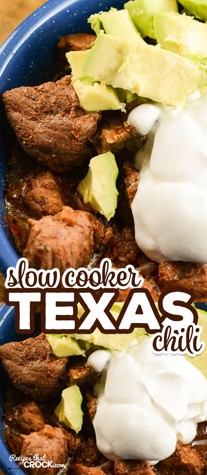 Are you looking for a yummy crock pot texas-style chili? Our Slow Cooker Texas Chili is a great low carb chili recipe for your crock pot!