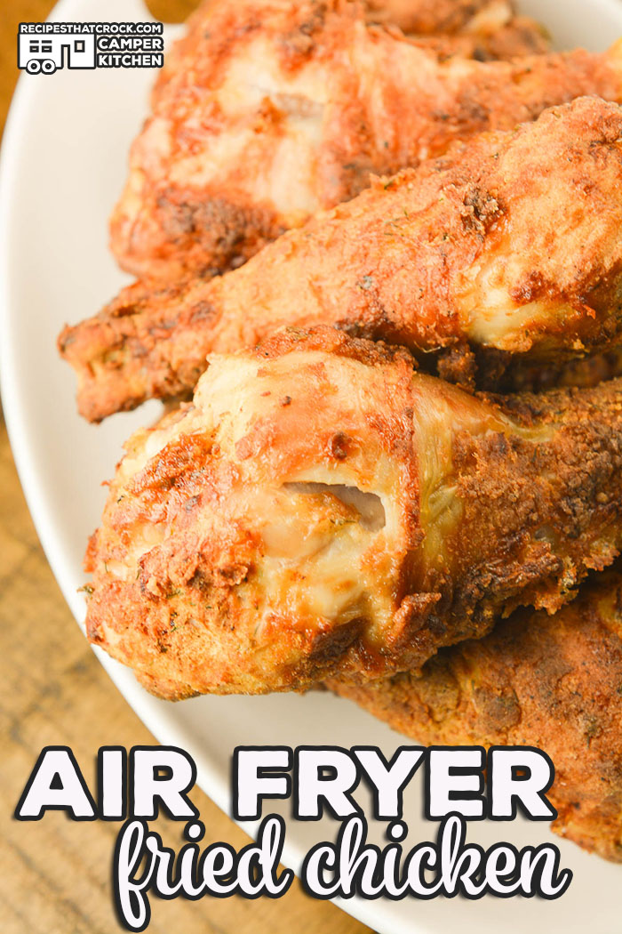 Air Fryer Fried Chicken Recipe