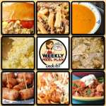 Meal Planning: Weekly Crock Pot Menu 67