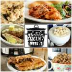 Slow Cooker Cheesy Ravioli Casserole – WCW Week 71