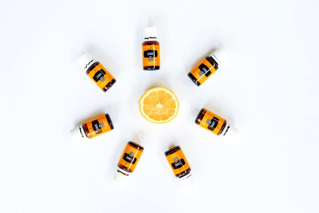 lemon essential oil photosensitive