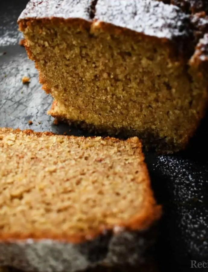 Orange and Olive Oil Loaf Cake