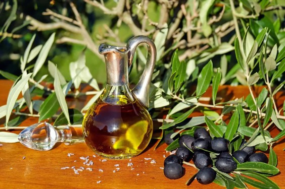 Recipes with Benefits of Olive Oil