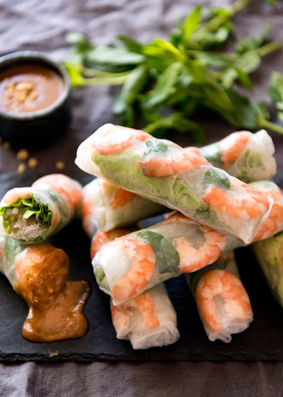 Fresh Roll Vietnamese San Francisco