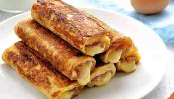 Cinnamon french toast sticks recipetin eats ham cheese french toastie roll ups ccuart Gallery
