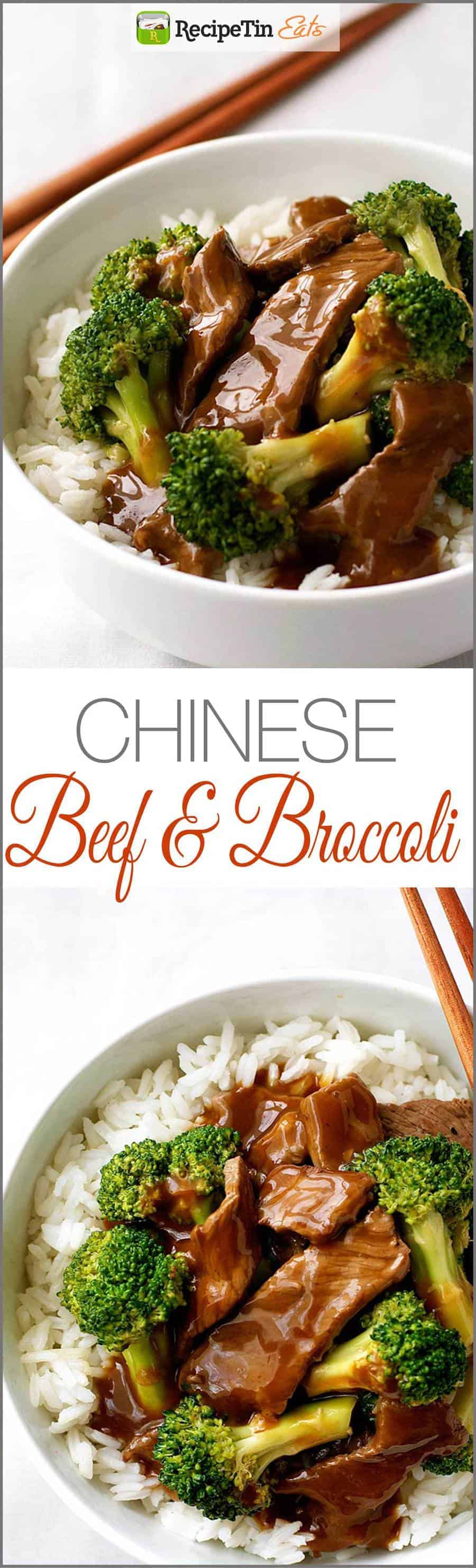 Chinese Beef and Broccoli (Extra Saucy Takeout Style ...