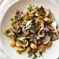 A spectacular way to use mushrooms - in this tasty, juicy Mushroom pasta made the classic Italian way. 15 minute dinner! www.recipetineats.com