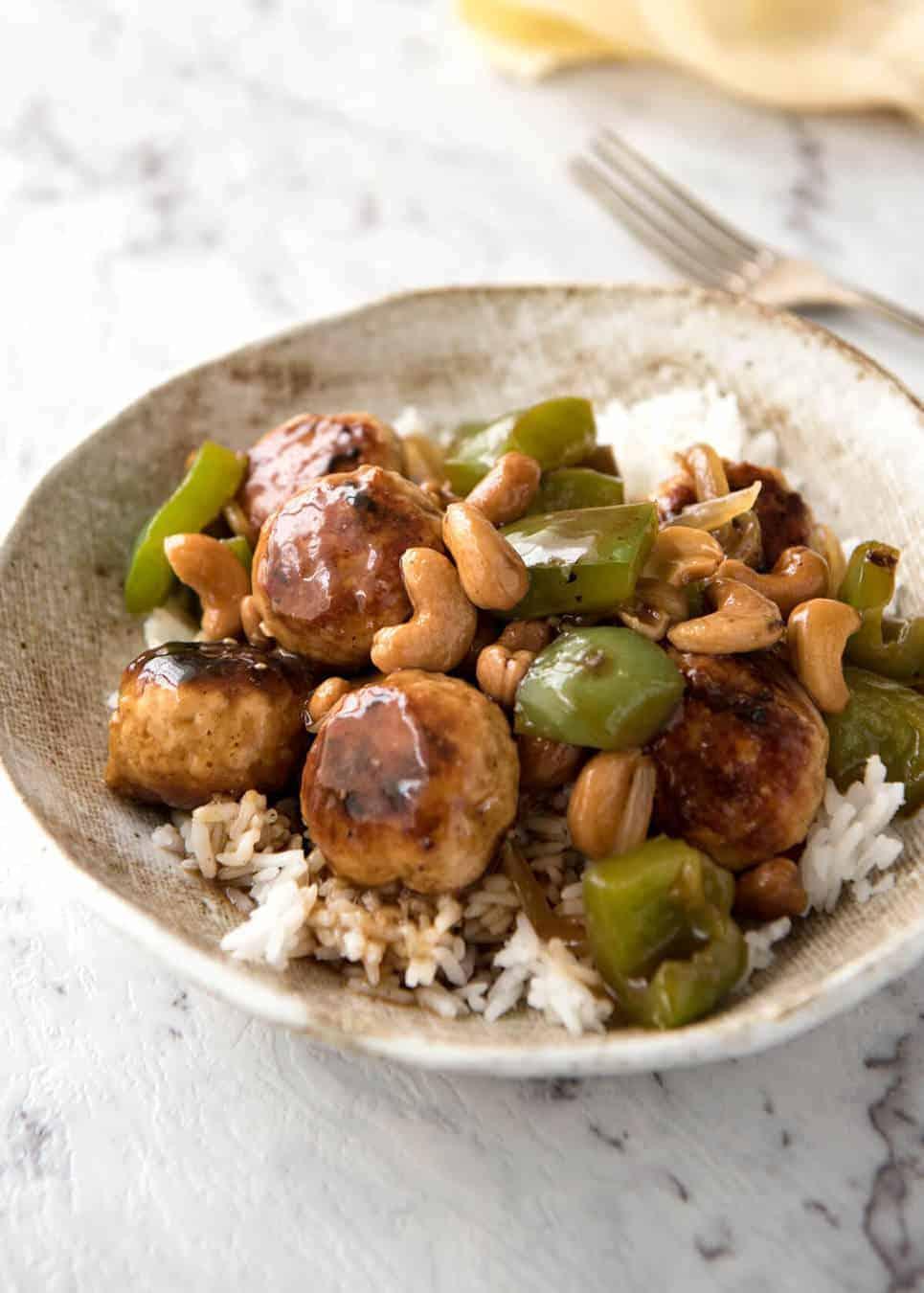 Chicken meatball sauce recipes