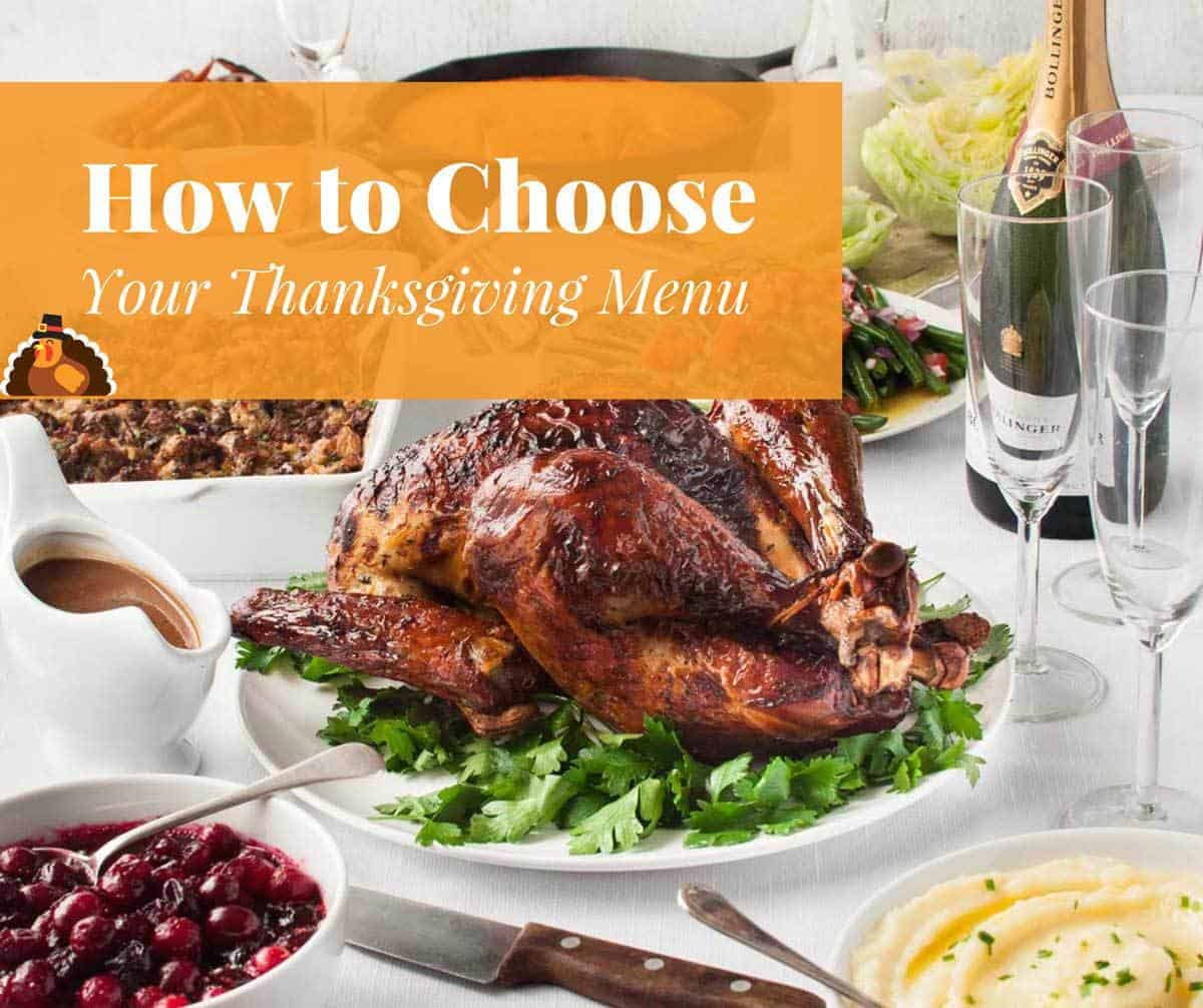 What to make for Thanksgiving Dinner www.recipetineats.com