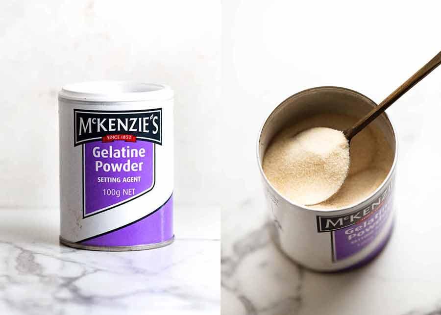 Gelatine Powder