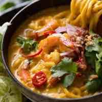Amazing Easy Thai Coconut Soup