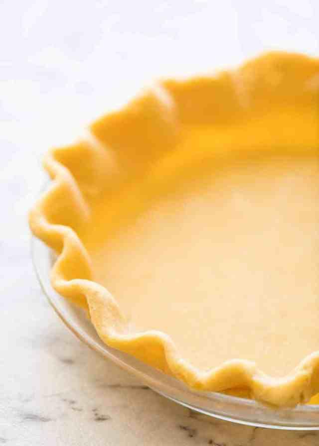 Pie Crust (Shortcrust Pastry)