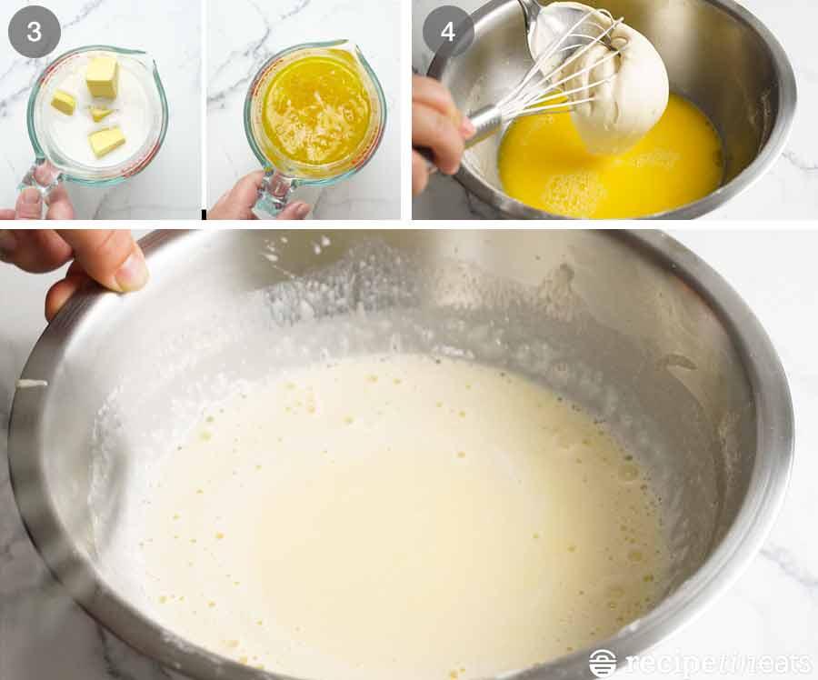 How to make vanilla cake