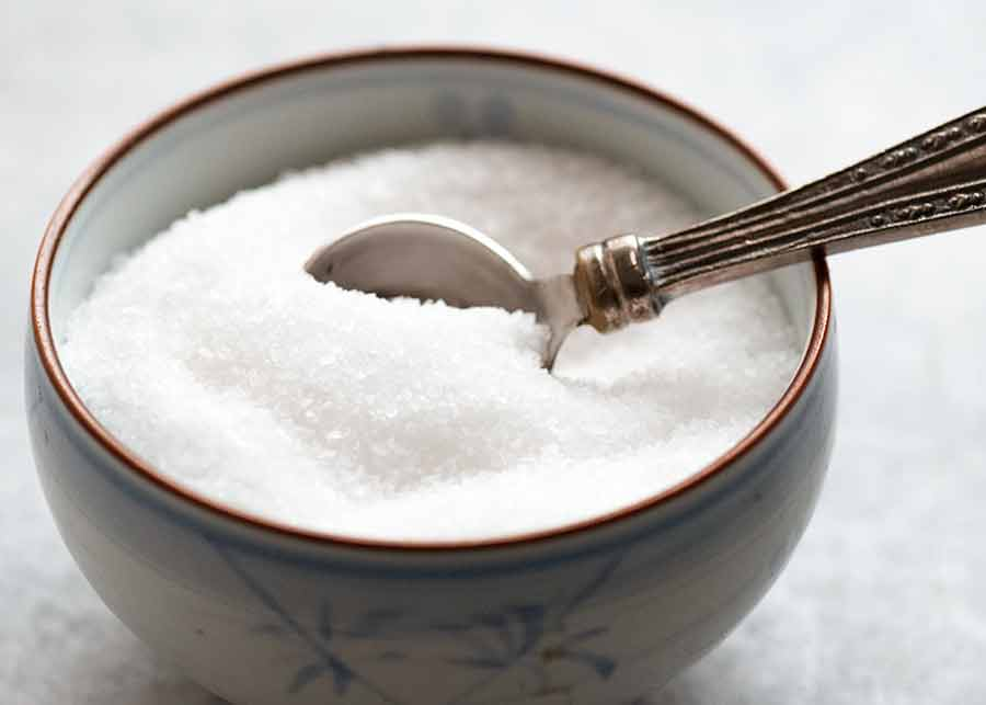 Salt for Poached Eggs